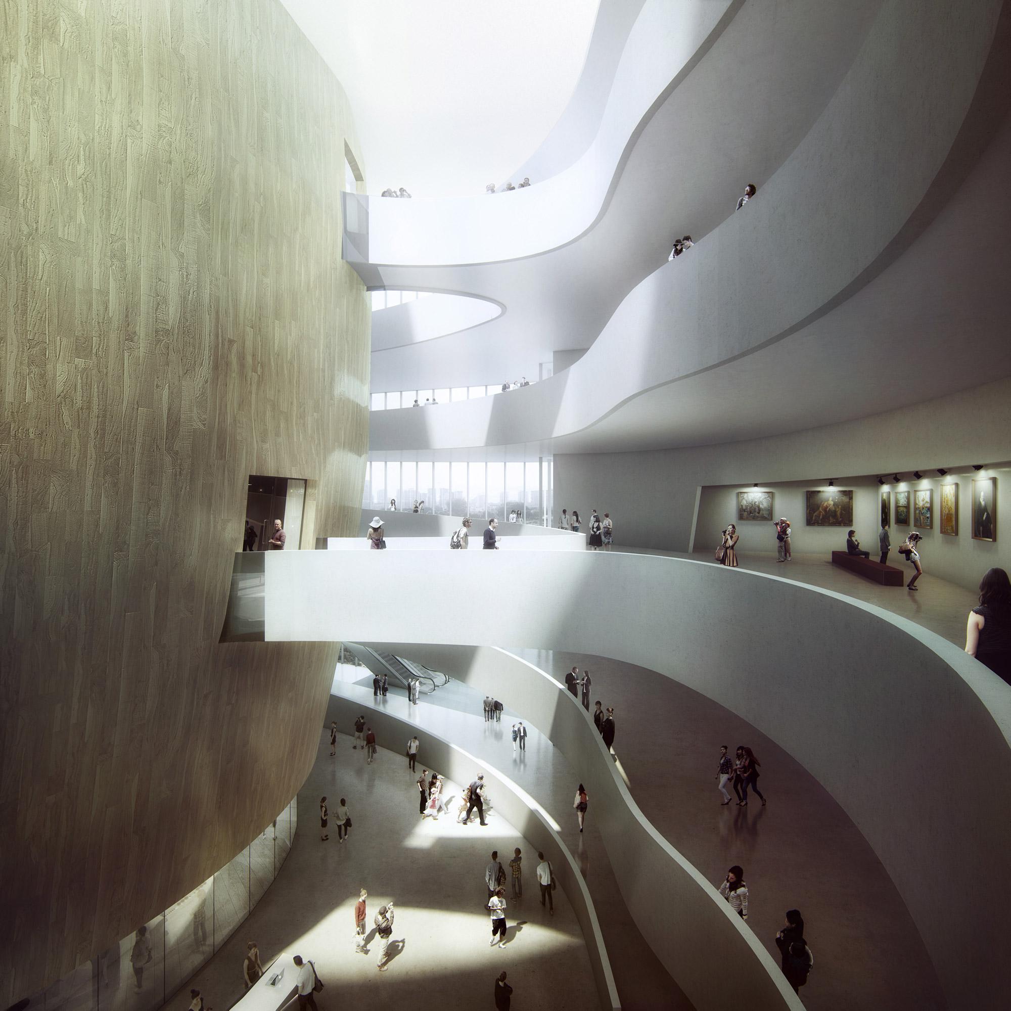 """说明: \\fileserver2\EID-ARCH\02 报奖资料汇总\WAF 2018\""""OCT XI'AN International Center""""(Commercial mixed-use - Future Project)\files\OXIC05.jpg"""